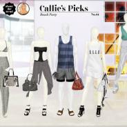 Callie's picks #44 beach party